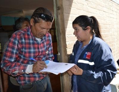 Últimos vecinos que habitaban en la población Vicuña Mackenna de Rancagua podrán acceder a nuevas viviendas