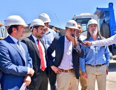 Minvu e Intendente Masferrer dieron inicio a obras que unirán Rancagua y Machalí por República de Chile