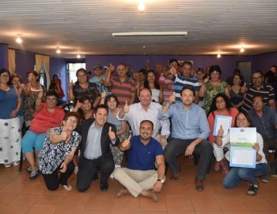 Más de 3.500 millones de pesos entregó el MINVU O'Higgins para mejoramientos en 3 condominios sociales