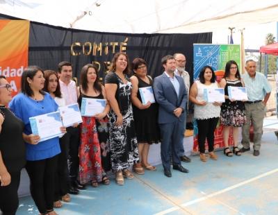 Gobierno entregó el subsidio para la casa propia a familias de Coinco, Codegua y Graneros