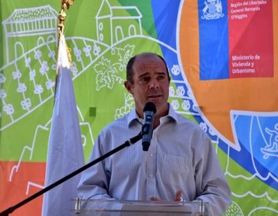 Gobierno entregó su vivienda propia a familias de Mostazal del Conjunto Las Brisas de Los Marcos III